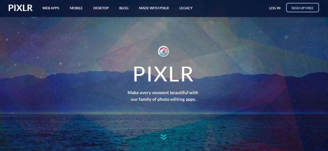 Pixlr 1