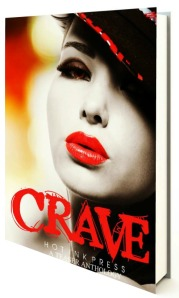 Crave - 3D-Flat-Book-Template