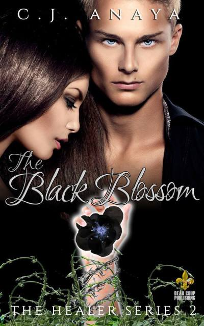 Black Blossom Cover