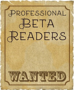 Beta Readers - Wanted