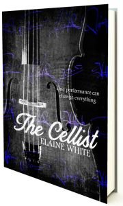 The Cellist - 3D-Flat-Book-Template