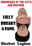 Lilly Breaks a Fang (Vampire Therapy Book 3)