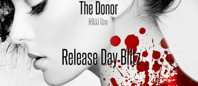 the donor Release day banner