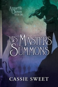 His Master's Summons, Azgarth's Chose Book 1, Cassie Sweet (2)