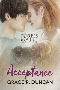 Acceptance (Forbes Mates, #3)